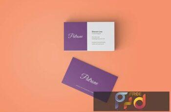 Business Card Mockup V1 27VPRRQ 5