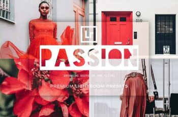 Passion Lightroom Presets 5216100 8