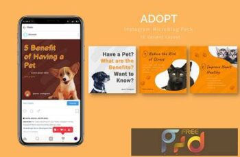 Adopt - Instagram Microblog Pack NQEG6AS 7