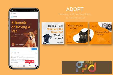 Adopt - Instagram Microblog Pack NQEG6AS 1