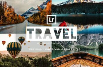 Travel Lightroom Presets 5216235 6