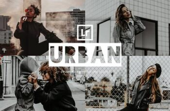 Urban - Lightroom Presets 5215539 5