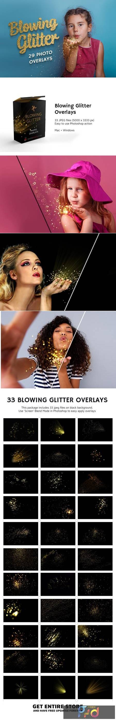 29 Blowing Glitter Photo Overlays 5224211 1