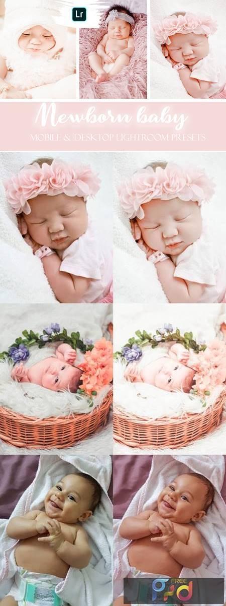 Newborn Baby Mobile & Desktop Lightroom Presets 3806893 1