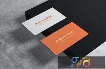 Business Card Mockup KEVLU48 5