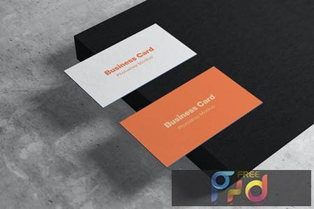 Business Card Mockup KEVLU48 1