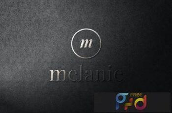 Embossed Logo Mockup TM882VN 5