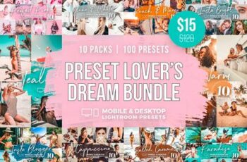 Preset Lovers Dream Bundle 5143516 2
