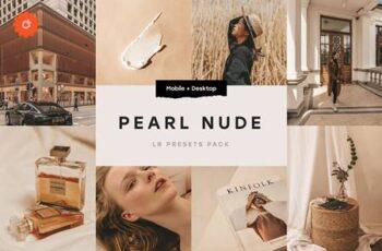 Pearl Nude – 5 Lightroom Preset 5154119 3