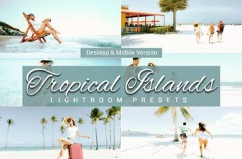 Tropical Islands Lightroom Presets 5157498 3