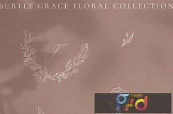 White Subtle Grace 4YY693F 6