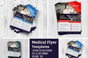 Creative Medical Health Care Flyer 4964484 11