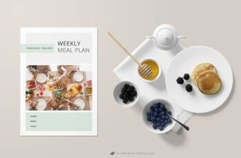 Weekly Meal Plan - Printable 4969261 3