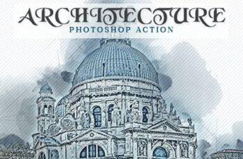 Architecture Photoshop Action 26555584 4