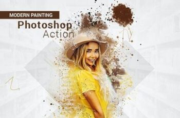 Painting Photoshop Action 27497079 2