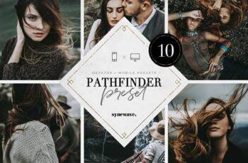 Pathfinder Lightroom Presets Bundle 5251082 12
