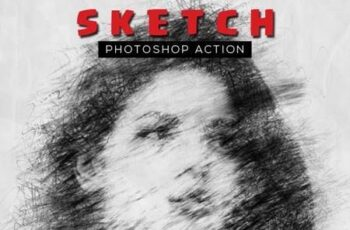 Sketch Photoshop Action 26428215 5