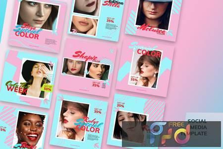 Cosmetic Social Media Kit RDSUYFX 1