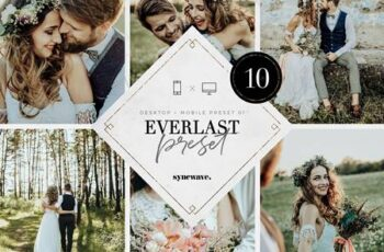 Everlast Lightroom Presets Bundle 5251103 3