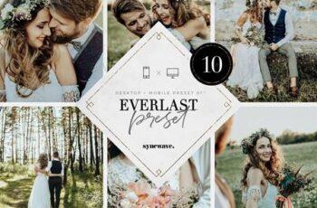 Everlast Lightroom Presets Bundle 5251103 2