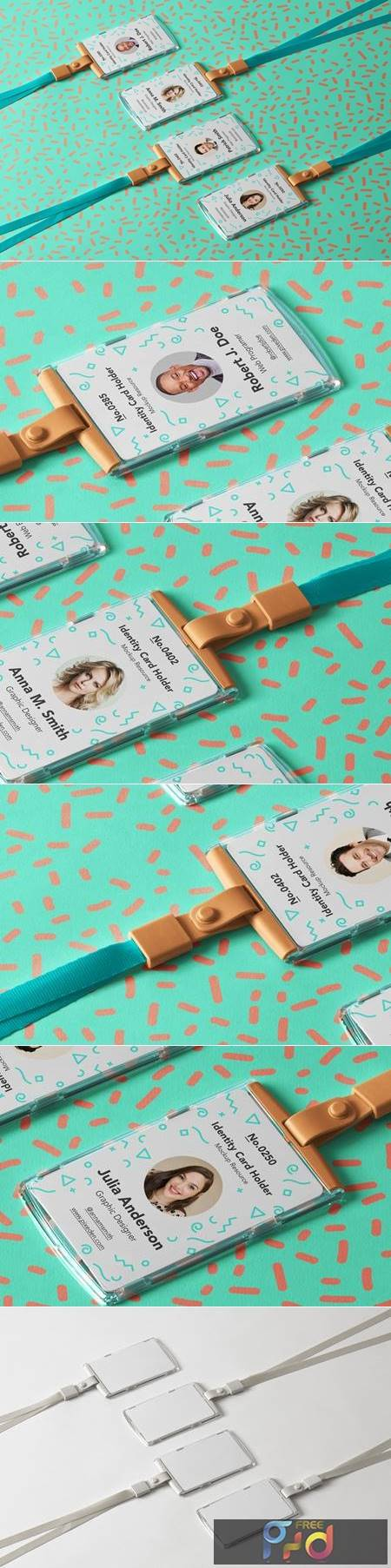 ID Card Holder Psd Mockup 1359 1
