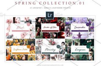 Spring Collection Lightroom Presets 4795125 3
