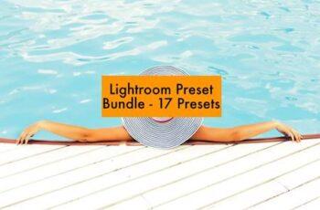 Lightroom Preset Bundle - 17 Presets 5244178 3