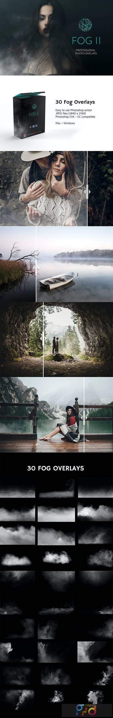 30 Fog Photo Overlays 2.0 27028166 1