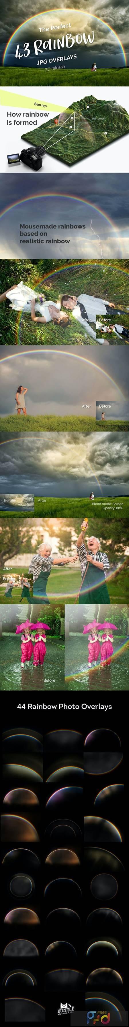 43 Rainbow Photo Overlays 2.0 27028146 1