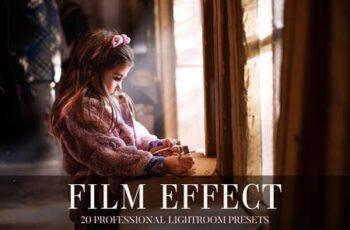 Film Effect Lightroom Presets 4821836 4