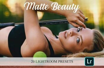 Lightroom Presets - Matte Beauty 4820475 6