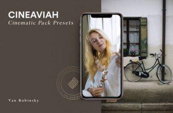 CINEAVIAH Lightroom Desk & Mobile Pr 4945478 5