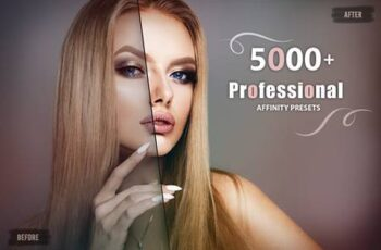 5000+ Professional Affinity Luts 4970565 3