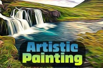 Artistic Painting Photoshop Action 26590064 2