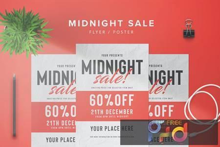Midnight Sale Flyer TELSS5 1