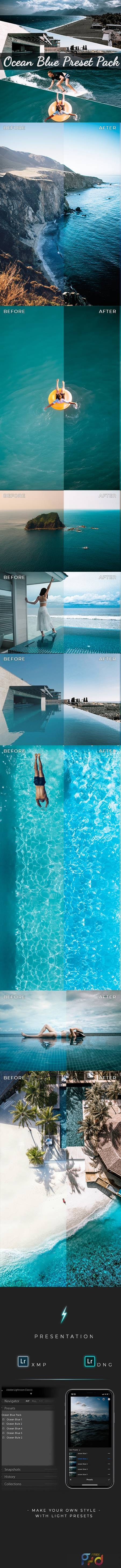 Ocean Blue Preset Pack DELUXE Edition 27976712 1