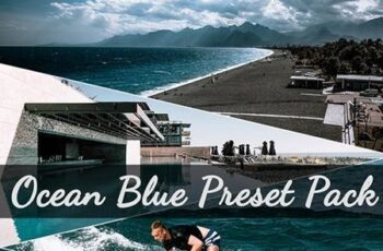 Ocean Blue Preset Pack DELUXE Edition 27976712 3