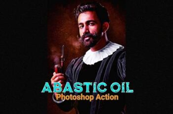 Abastic Oil Photoshop Action 4768225 4