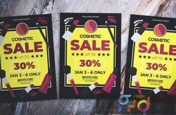Cosmetic Sale Flyer BP5JTR 6