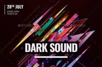 Dark Sound Flyer 27529781 4
