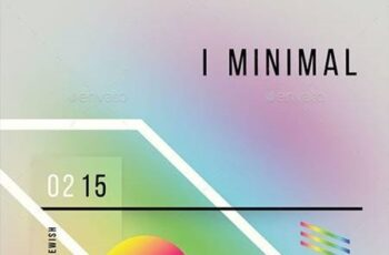 Minimal Flyer 27537953 5