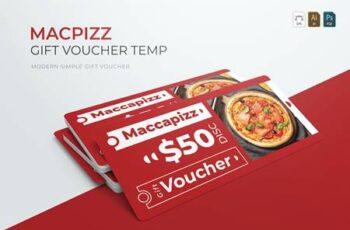 Maccpizz - Gift Voucher 8HYC2KJ 3