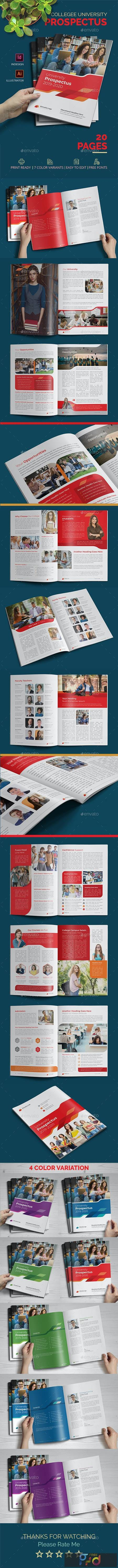 College University Prospectus Magazine 27504020 1