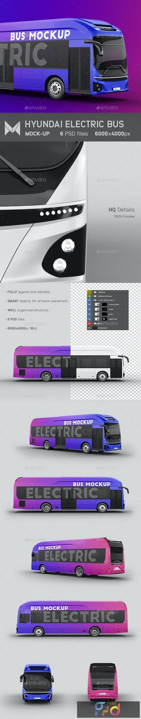 Hyundai Electric City Bus Mockup 27476773 1