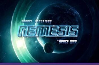 Sci-fi Game Styles - Space Trip Text Effects-Planet Photoshop Text Effects 27491759 9