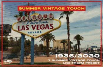 Essential Summer Preset Lightroom 5262304 6
