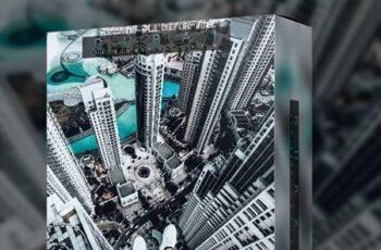 Famous Citys - DUBAI - Photoshop Action 26697077 7