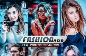 Fashion HDR Photoshop Actions 26717192 7