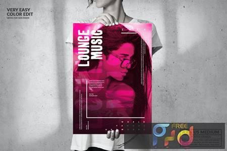 Music Event - Big Poster Design HCN9FNU 1