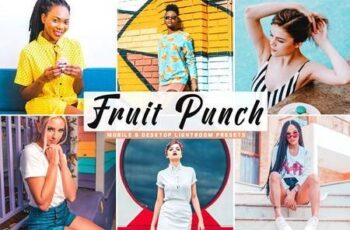 Fruit Punch Pro Lightroom Presets 5299785 3